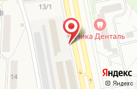 Схема проезда до компании ZELVAPE в Андреевке