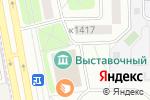 Схема проезда до компании Qiwi в Зеленограде