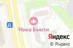 Схема проезда до компании ТАУн-Энерго в Москве