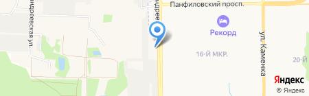 Страховка Есть! на карте Андреевки