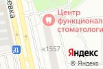 Схема проезда до компании Нотариус Тихонова И.В. в Москве