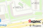 Схема проезда до компании Бамбини в Москве