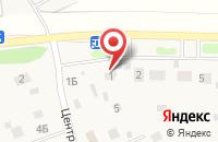 Схема проезда до компании Производственное объединение  в Москве