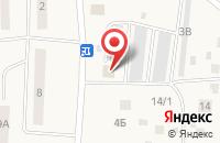 Схема проезда до компании Майдаровская сауна в Майдарово