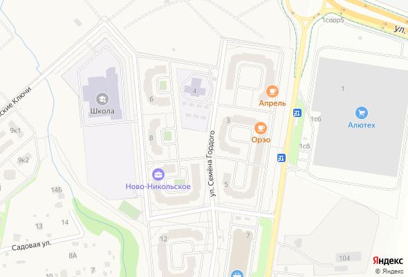 жилой комплекс Ново-Никольское