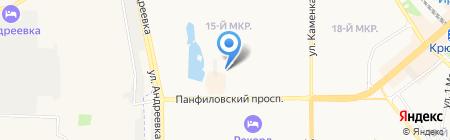 Tues Atelier на карте Москвы