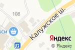 Схема проезда до компании Магазин мясной продукции в Вороново