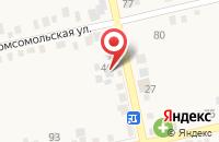 Схема проезда до компании Почтовое отделение №31 в Старотитаровской
