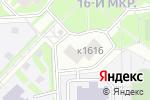 Схема проезда до компании Крюково-2 в Москве