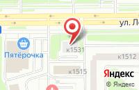 Схема проезда до компании Вит-Сириус в Москве