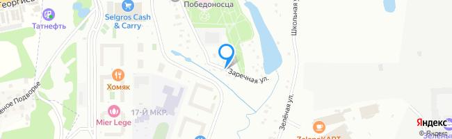 Заречная улица (г. Зеленоград)