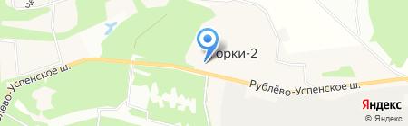 Фуд Милк на карте Горок-2