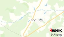 Гостиницы города Вороново на карте