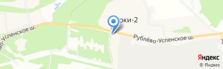 Мосэнергосбыт на карте Горок-2