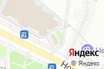 Схема проезда до компании Мега-Цвет в Москве