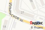 Схема проезда до компании Дикси в Мечниково