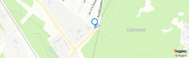 Алабушевская улица