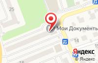 Схема проезда до компании Банкомат в Грибаново