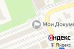 Схема проезда до компании Администрация сельского поселения Ильинское в Мечниково