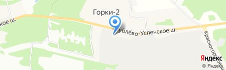 Маэстро на карте Горок-2
