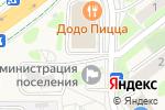 Схема проезда до компании Корд в Москве