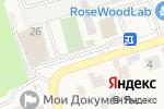 Схема проезда до компании Продовольственный магазин в Мечниково
