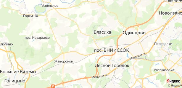 Юдино на карте