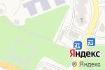 Схема проезда до компании Магазин хлебобулочных изделий в Мечниково