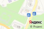 Схема проезда до компании Рыбная лавка в Мечниково