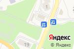 Схема проезда до компании Продуктовый магазин в Мечниково