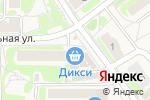 Схема проезда до компании Qiwi в Кокошкино