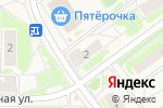 Схема проезда до компании Магазин №1 в Москве