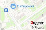 Схема проезда до компании Мультипроцессинг КИТ в Кокошкино