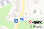 Схема проезда до компании Служба доставки пиццы и суши в Мечниково