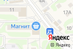 Схема проезда до компании Comepay в Кокошкино
