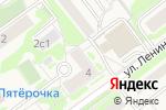 Схема проезда до компании Почтовое отделение №143390 в Москве