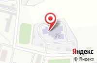 Схема проезда до компании Детский сад №37 в Горках-2