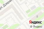 Схема проезда до компании Рус-Свет-Сервис в Кокошкино