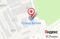 Схема проезда до компании Импульс в Грибаново