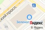 Схема проезда до компании Проспер-СБ в Москве