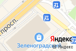 Схема проезда до компании Никор в Москве