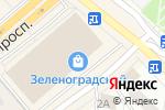 Схема проезда до компании Триумф в Зеленограде