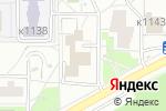 Схема проезда до компании Реабилитационный центр по социальной адаптации инвалидов и участников военных действий в Москве