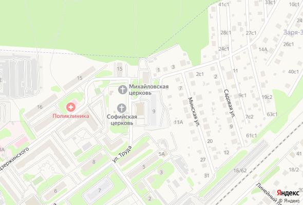жилой комплекс По ул. Труда