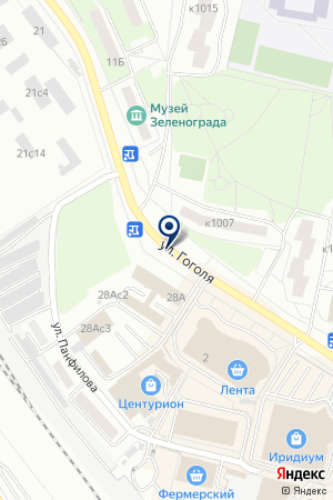 МАГАЗИН БЫТОВОЙ ТЕХНИКИ ЭЛЬДОРАДО на карте Москвы