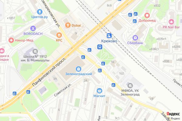 Ремонт телевизоров Улица Ленина на яндекс карте