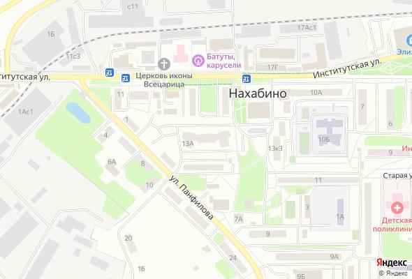 купить квартиру в ЖК Нахабино Центральное