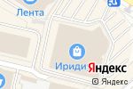 Схема проезда до компании Pandora в Москве