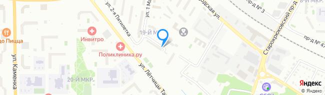 улица Делонгикой (г. Зеленоград)