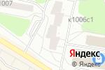 Схема проезда до компании Адвокатская контора №2 в Москве